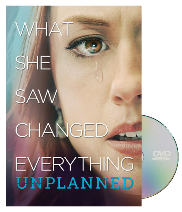 Unplanned Cover